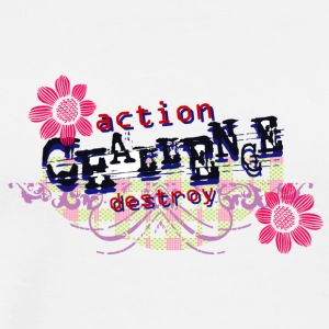 ACTION DESTROY - Men's Premium T-Shirt