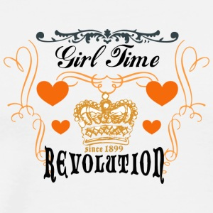 girl time - Men's Premium T-Shirt