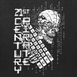 21 Century Pirate Hacker Bags & backpacks - Tote Bag