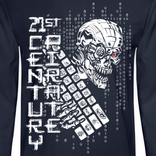 21 Century Pirate Hacker