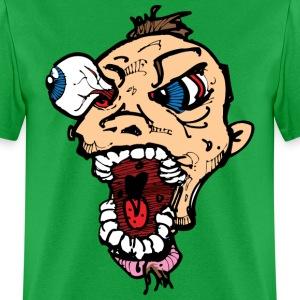 Eye Poppin Crazy Guy