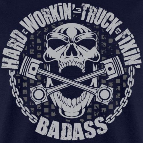 Badass Skull Truck