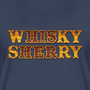 His whisky. Her sherry. T-Shirts - Women's Premium T-Shirt