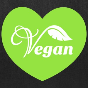 Vegan Heart - Tote Bag