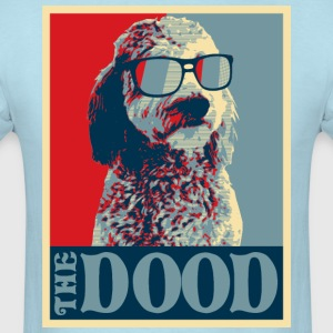 Goldendoodle The Dood T-Shirt - Men's T-Shirt