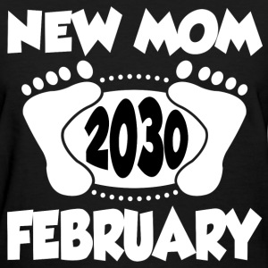 FEB MOM 2030 2.png T-Shirts - Women's T-Shirt