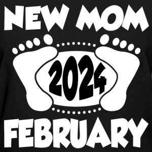 FEB MOM 2024 222.png T-Shirts - Women's T-Shirt