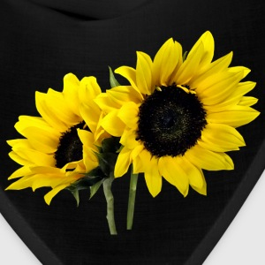 Two Sunflowers Caps - Bandana