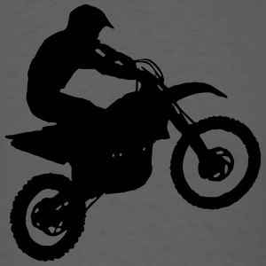 Motocross Logo T-Shirts - Men's T-Shirt