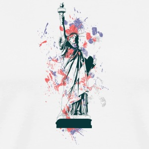 statue_of_freedom - Men's Premium T-Shirt