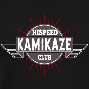 Kamikaze Hispeed Club - Men's Premium T-Shirt