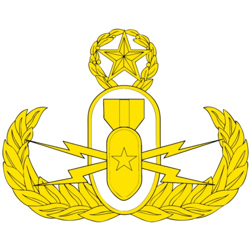 Master EOD Badge