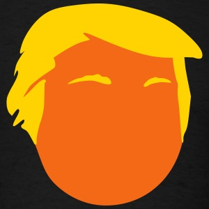 Trump Orange Head T-Shirts - Men's T-Shirt