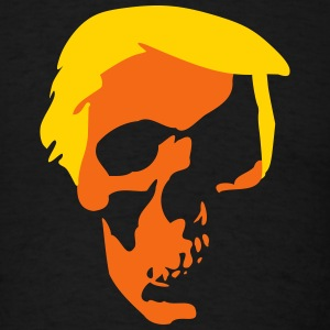 Trump Skull Vector T-Shirts - Men's T-Shirt