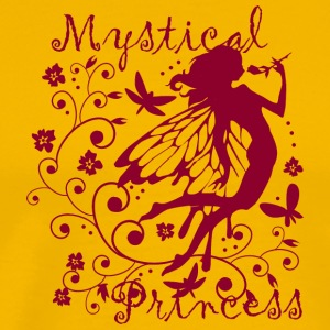 MYSTICAL_PRINCESS - Men's Premium T-Shirt
