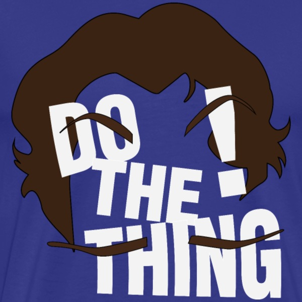 Do The Thing! - Men's Premium T-Shirt