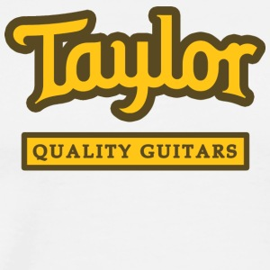 Taylor Guitars - Men's Premium T-Shirt