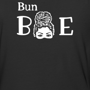 bun bae hairstyle - Baseball T-Shirt