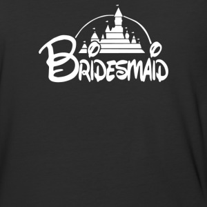 bridesmaid disney - Baseball T-Shirt