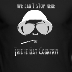 Bat Country - Men's Long Sleeve T-Shirt by Next Level