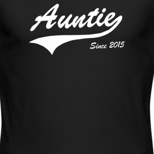 Auntie Since 2015 - Men's Long Sleeve T-Shirt by Next Level