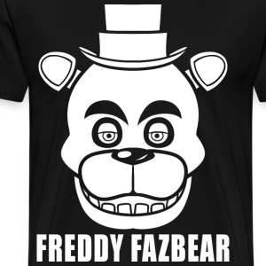 freddy fazbear 1 - Men's Premium T-Shirt