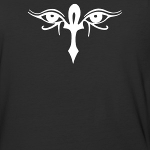 Ankh Eyes - Baseball T-Shirt