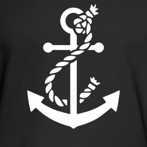 Anchor - Men's Long Sleeve T-Shirt