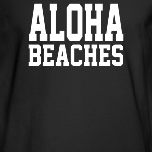 Aloha Beaches - Men's Long Sleeve T-Shirt