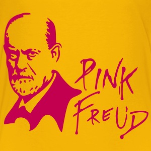 PINK FREUD High Quality Printing for Clear Colors Baby & Toddler Shirts - Toddler Premium T-Shirt