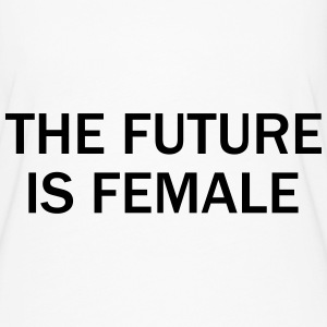 The Future Is Female T-Shirts - Women's Flowy T-Shirt