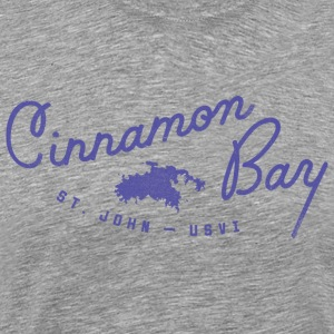 Cinnamon Bay US Virgin Islands T-Shirt - Men's Premium T-Shirt