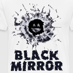 Black Mirror Series T-Shirts - Men's Premium T-Shirt
