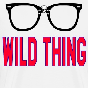 Wild Thing - Major League T-Shirts - Men's Premium T-Shirt
