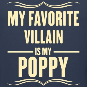 My Favorite Villain Is My Poppy Sportswear - Men's Premium Tank