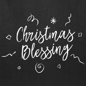Christmas Blessing Bags & backpacks - Tote Bag