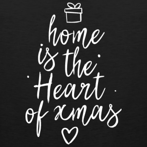 Home is the heart of xmas Sportswear - Men's Premium Tank
