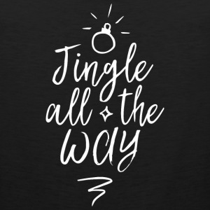 Jingle all the way Sportswear - Men's Premium Tank