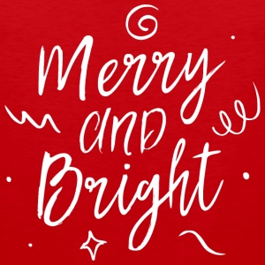 Merry and Bright Sportswear - Men's Premium Tank