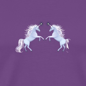 unicorns horse unicorn pony magical - Men's Premium T-Shirt