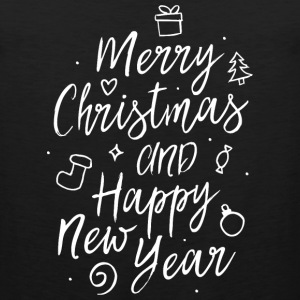Merry Christmas and a happy new year Sportswear - Men's Premium Tank