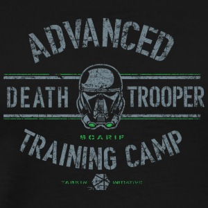 Advanced Death Trooper Training Camp - Men's Premium T-Shirt