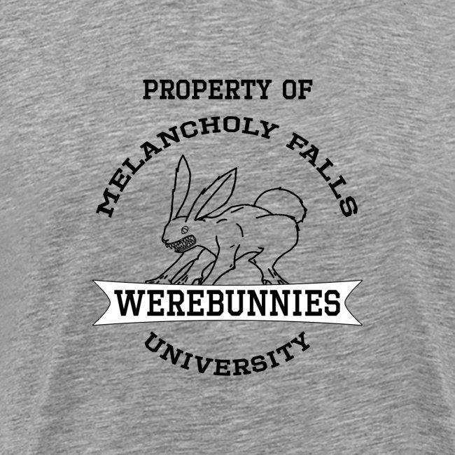MFU Werebunnies - Men's