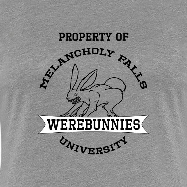 MFU Werebunnies - Women's