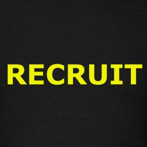 RECRUIT - Men's T-Shirt