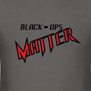 BLACK OPS TEE - Men's T-Shirt