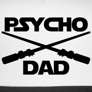 PSYCHO DARTH VADER DAD Sportswear - Trucker Cap