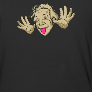 Albert Einstein - Baseball T-Shirt