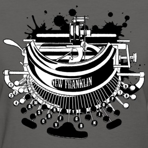 Creative typewriter for ladies - Women's T-Shirt