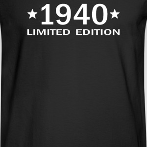 1940 Limited Edition - Men's Long Sleeve T-Shirt